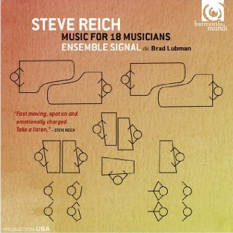 Music For 18 Musicians - Steve Reich