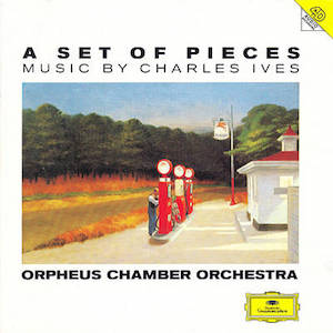 A Set of Pieces - Charles Ives
